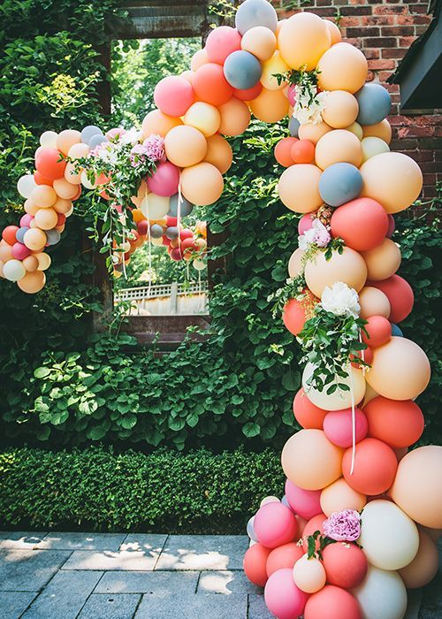 ideas geniales para decorar un evento